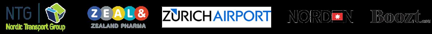 Danish webinar logos